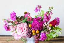 {inspiration} / Flowers, tablescapes, floral design