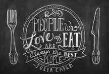 People who love to eat, are always the best people! / Pics of lovely food! Name of this board is quote from Julia Child,