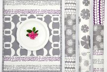 PURE collection designed by Stoffabrics / Ask for Stoffabrics at your local quilt shops and fabric retailers.