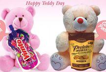 Happy Teddy Day 2016 / happy teddy day 2016 http://www.standuppouches.com/