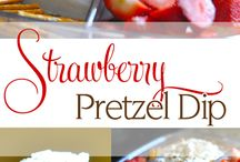 Dip Recipes / ALL TYPE OF PARTY DIP RECIPES FROM SWEET TO SAVORY!