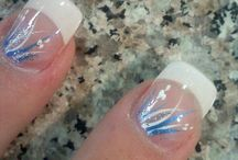 nails / by Vickie Hasselberg