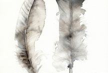 Feathers / by Ebony Draffin