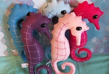 Sassy Packrat Studios Designs / Whimsical Handcrafted Soft Sculpture, Plush Felt Dolls and DIY Felt Patterns.