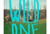 The Great Outdoors - Wild Print Ideas