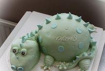 Lastenkakut, Kids Birthday Cakes
