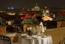 Food and Drink in Rome / Restaurants, Pizzerias, Fast-foods, Bars & Pubs, Pasticceries and Gelateries