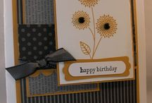 Papercraft - Floral Cards
