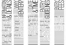 4305 Type III / ARTC 4305 Typography III at Texas State University. / by Alessandro Segalini