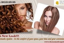 The #Nomadic #Spalon - Try out new hairstyles