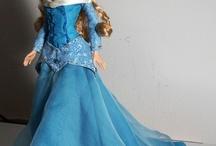 Disney et poupée