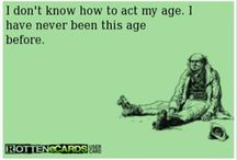 It's Not Easy Getting Old