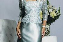 Brides moms dress