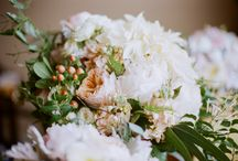 Country Club Wedding / Country Club Wedding of A + A  Florals // Molly Taylor and Co. Photography // Studio Elle Photography  Styling and Stationary // Baci Designer Planning // Oak and Honey Events Baker // Bittersweet