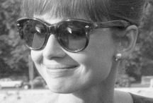Audrey Hepburn Glasses & Sunglasses
