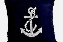 Anchor cushion cover