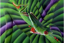 Body Painting Artistry / by Andrea Williams