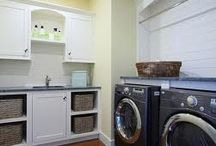 Laundry room / by Tabatha Raper