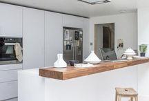 Portsea kitchen
