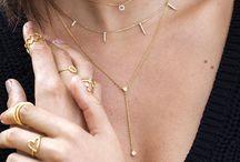 Dainty Jewelry / Delicate, dainty pieces