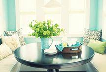 Dining Rooms + Breakfast Nooks