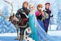 Frozen festartikler / Alt i tilbehør og festartikler til din Frozen fest og Frozen fødselsdag