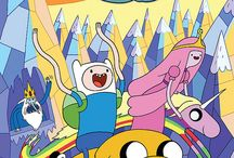 ADVENTURE TIME / One of the shows that puts faith into me for television...