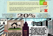 Real Estate Tips / by Kerri Kalinski-Hassan