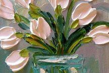 Painting (flowers, birds, etc)