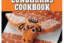 Hook 'em / all things University of Texas #UT #Longhorns / by Callie Sepolio