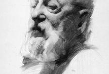 Portraits_drawings