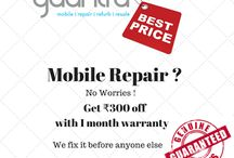 Doorstep/Onsite Smartphone Repair Services / ◆ India's 1st Professionally managed service for smartphones and tablets. ◆ Over 30,000 Satisfied customers in Delhi/NCR.  ◆ Industry leading customer satisfaction rating of 97.5%  ◆ 40,000 + Smartphones and Tablets repaired. ◆ Presence in Delhi, Gurgaon, Noida, Faridabad, Ghaziabad, Greater Noida.