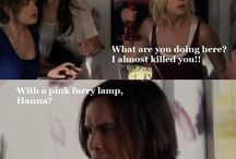 Pretty little liars ( PLL)