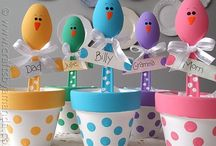 Easter Ideas / Sarabanda propone.....
