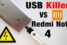 Xiaomi Redmi Note 4 vs USB Killer - Instant death ?