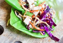 Chinese Lettuce Wrap