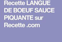 Langue de boeuf