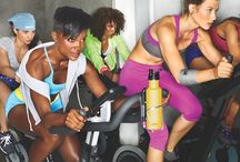sport workout attitude