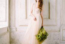 WarmPhoto Botanical wedding inspiration / Botanical Wedding Inspiration Board