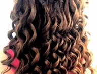 Hair / by Nancy Rikkie