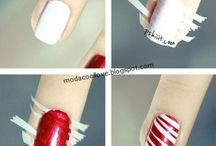 Nails.  / Cool
