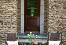 Front Porch Inspiration / Inspiration for your front porch.