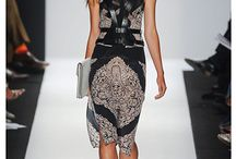 From New York to Paris / The best designs that have rocked the catwalk during fashion month Past & Present / by Sophia Dunn