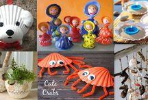 LOISIRS CREATIFS / Des créations, des modèles, des tutoriels, du fait maison..