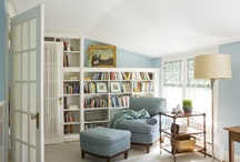 Home: Reading Nook / by Hali Rieman