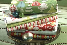 Christmas Fabric Available in the Store