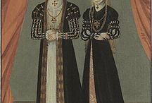 Late 16th c Swedish, Polish and Northern European Women
