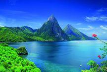 St Lucia-Our Wedding Island