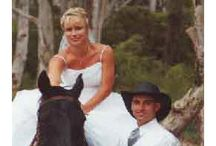 Country Style Weddings /  You cant beat a rustic country wedding
