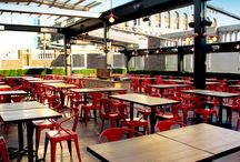 Beer hall and garden / Places to drink beer!